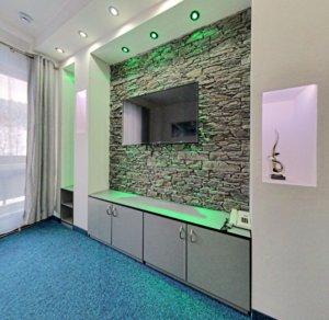 Luxusní apartmán obývací pokoj